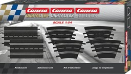 Bild von Carrera 26955 Evolution, Digital 132, Digital 124 Schienen Ausbauset 2 | Carrera Digital 124 Schienen Sets