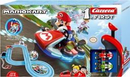 Picture of Carrera 63028 First Set Nintendo Mario Kart | Carrera First Sets