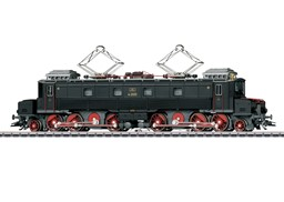 Picture of Märklin 39523 Köfferli Messelok 2020 Ce 6/8 I schwarz Digital Sound | Lokomotiven 3 Leiter Spur H0 digital