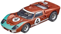 Bild von Carrera 23896 Digital 124 Auto Ford GT40 MkII No.4 | Carrera Digital 124 Autos