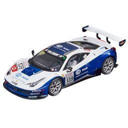 Bild von Carrera 23906 Digital 124 Auto Ferrari 458 Italia GT3 Racing One, No.139 | Carrera Digital 124 Autos
