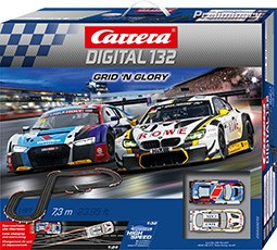 Bild von Carrera 30010 Digital 132 Set Grid ´n Glory | Carrera Digital 132 Sets