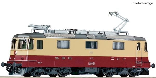 Bild von Roco 71406 H0 Elektrolokomotive Re 4/4II 11251 SBB Epoche 4 Digital Sound | Lokomotiven Spur H0 digital