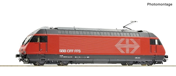 Bild von Roco 70661 H0 Elektrolokomotive 460 068 SBB Epoche 6 Digital Sound | Lokomotiven Spur H0 digital