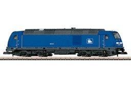 Picture of Märklin 88378 Z Diesellokomotive BR 285 Press | Lokomotiven Spur Z analog