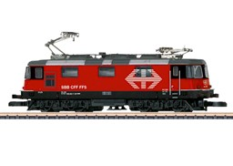 Picture of Märklin 88595 Z Elektrolokomotive Reihe Re 420 SBB | Lokomotiven Spur Z analog