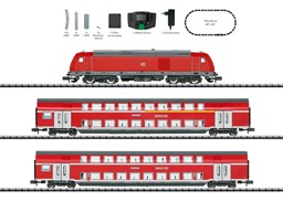 Picture of Trix 11148 N Digital-Startpackung Regionalexpress | Startpackungen Spur N digital