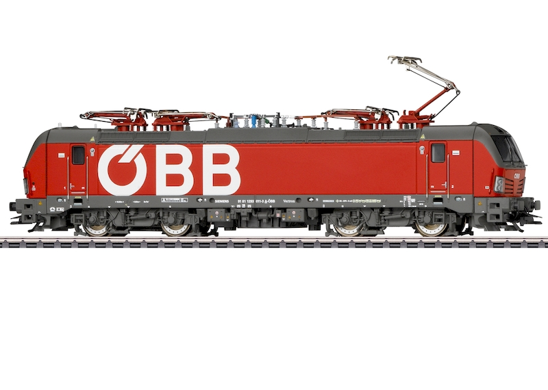 Märklin 39198 H0 Elektrolokomotive Vectron Rh 1293 ÖBB